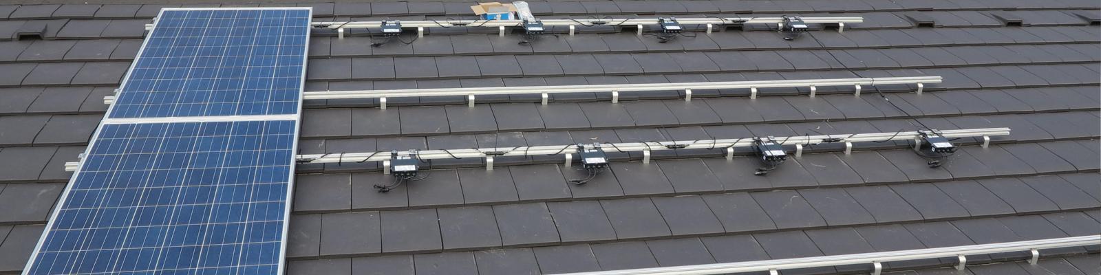 Solar Edge power optimizer